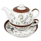Keramik Teekannen Tee-Set Chinesische Yixing Zisha Tee Haustier handgemachte Gongfu lila Tee Haustier Zubeh/ör Kung Fu Tee Schale Dekoration Tee-Liebhaber
