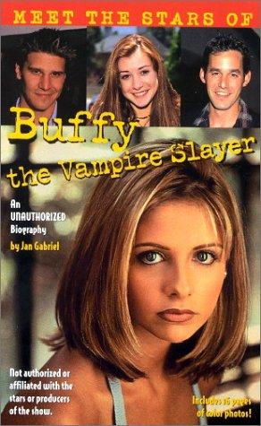 Meet the Stars of Buffy the Vampire Slayer