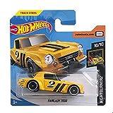 Mattel Cars Hot Wheels Nissan Fairlady 2000 Nightburnerz 156/250 2019 Short Card