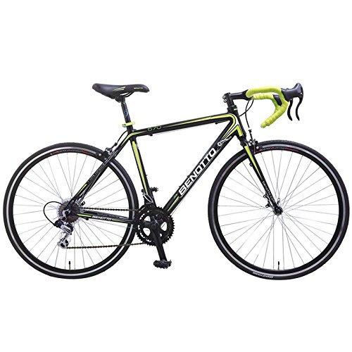 Benotto RRU570701451NE Bicicleta de Aluminio Rodada R700C, Unisex, 14 Velocidades