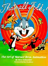 That's All Folks! : The Art of the Warner Brothers Animation
