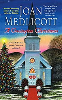 A Covington Christmas (Ladies of Covington) by [Joan Medlicott]