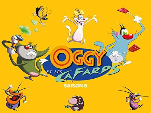 Oggy et les cafards - saison 6
