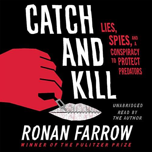 Page de couverture de Catch and Kill