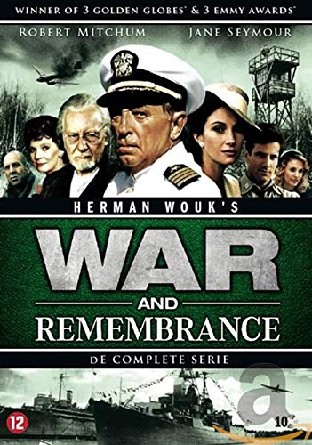 War And Remembrance - The Complete Miniseries (10 disc set) PAL