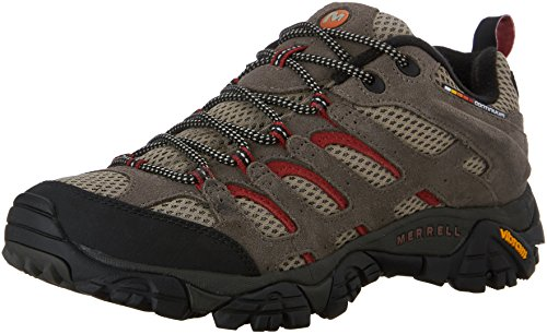 Merrell Men's Moab Ventilator Multisport Shoe (13 D(M) US, Grey Rust)
