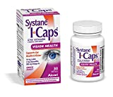 Systane ICaps Eye Vitamin & Mineral Supplement, Vision Health Formula, 30 Softgels