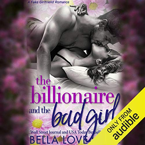 Couverture de The Billionaire and the Bad Girl