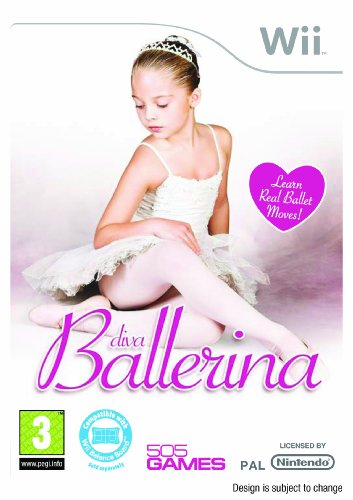 Diva Girls: Diva Ballerina (Wii) [Import anglais]