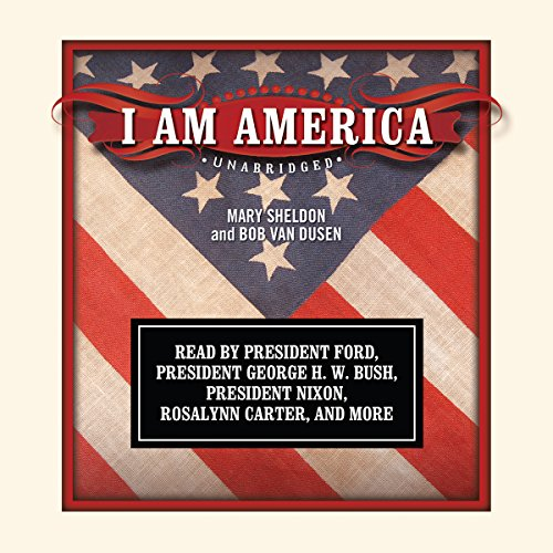 I Am America audiobook cover art
