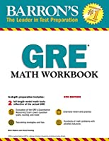 GRE Math Workbook (Barron's Test Prep)