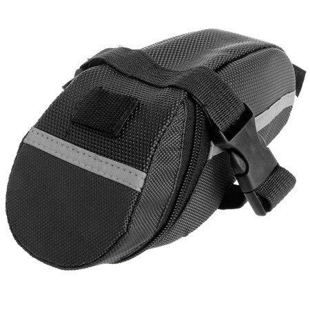 Best Review Of GXFWJD Waterproof Bike Saddle Bag Outdoor Cycling MTB Bike Back Seat Rear Bags Portab...