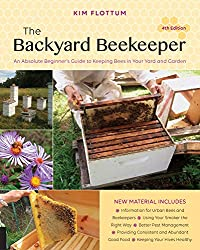 The Backyard Beekeeper book. Click photo to access book on Amazon.com
