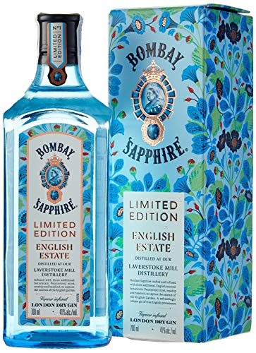 Bombay Sapphire English Estate Limited Edition Gin - 700 ml