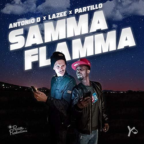 Antonio D, Lazee & Partillo