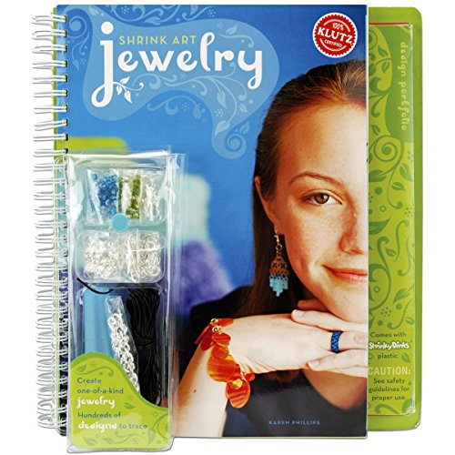 Shrink Art Jewelry Book Kit-