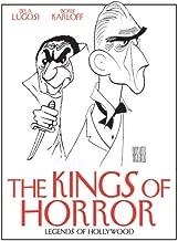 Legends of Hollywood -Kings of Horror: Boris Karloff and Bela Lugosi