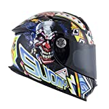 Suomy Casco Sr-Sport Gamble Top Player, Grafica, L