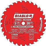 Diablo D053830FMX-3 5-3/8' x 30 Tooth Diablo Ferrous Cutting Saw Blade 3x