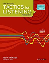 Developing Tactics for Listening, 3rd Edition