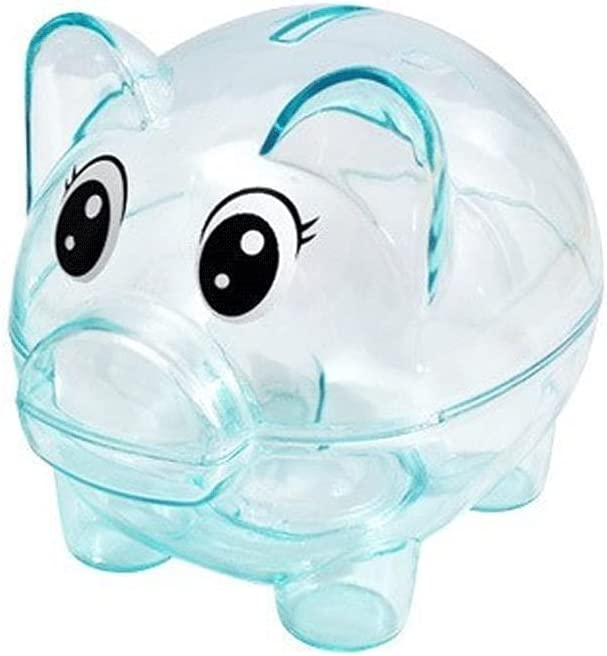 HJHJ Gift Money Saver Box Unbreakable Piggy Pig Bank Cute Cheap mail order specialty 1 year warranty store