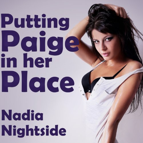 Putting Paige in Her Place audiobook cover art