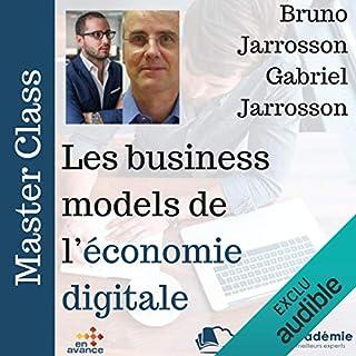 Couverture de Les business models de l'économie digitale
