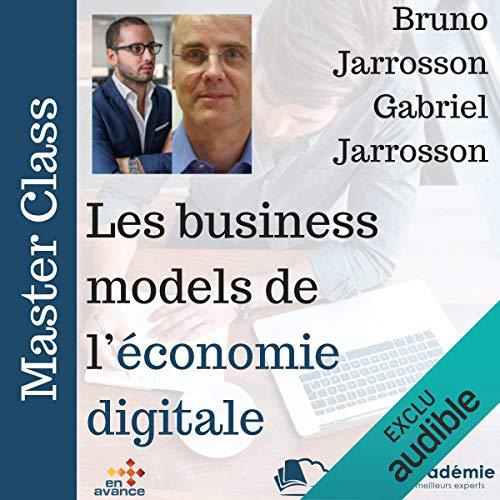 Les business models de l'économie digitale audiobook cover art