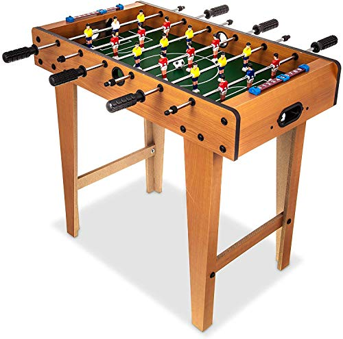 Magicwand® X-Large Size Foosball Soccer Game Table Set for Kids (X-Large)