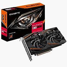 Gigabyte RadeonRX 570 Gaming 8G rev. 2.0 Graphics Card, 2X WINDFORCE Fans, 8GB 256-Bit GDDR6, GV-RX570GAMING-8GD Rev 2.0 V...