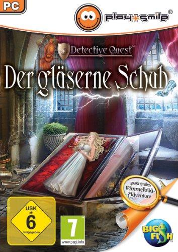 Detective Quest: Der gläserne Schuh