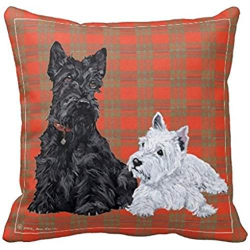 And Scottie Westie Pup Terrier r99 F7bfe75d4e47cfb80 a98eb75bff14e i52ni 8byvr Pillow Case