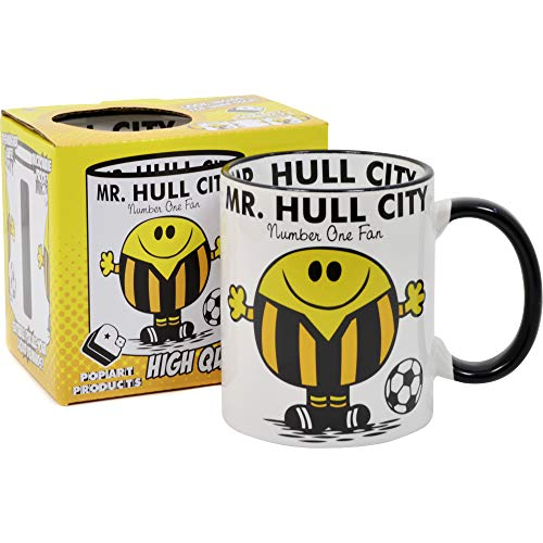 Mr Hull City Mug Great Gift for The Football Fan Ideal Christmas Present The Tigers