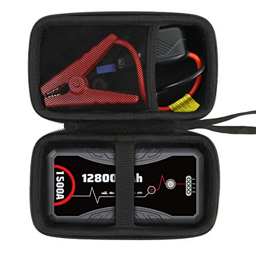 Aenllosi Hard Storage Case Compatible with NEXPOW Jump Starter Q10S,1500A Peak