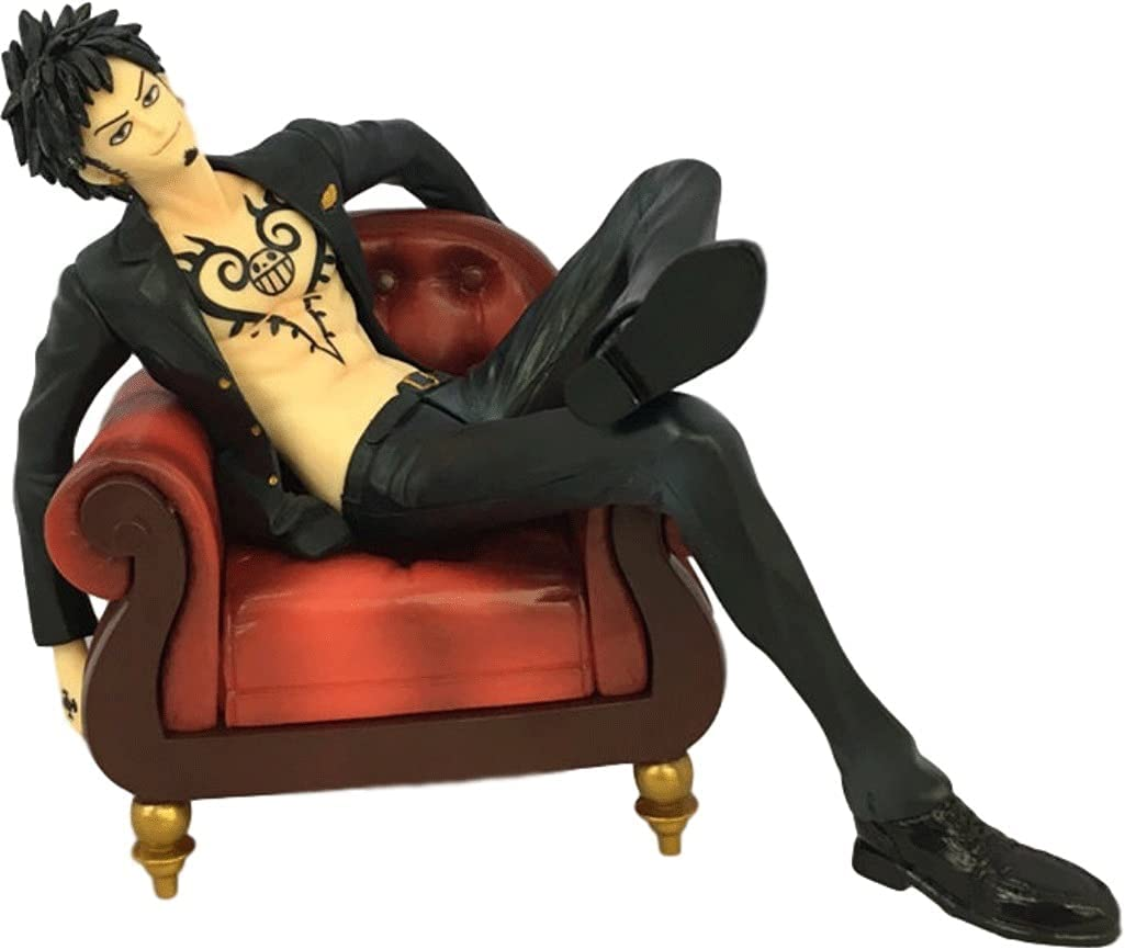 One Piece Trafalgar Cheap D Water Law sold out PVC 7-inch Animate Action Figure