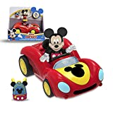 Famosa- Figura articulada de Mickey con coche (MCC06211)