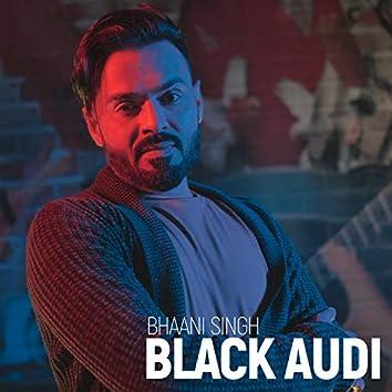 Black Audi