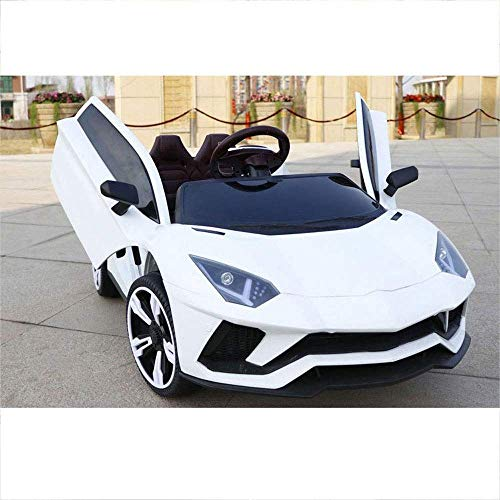 Kinder elektroauto fahrt auf dem auto allrad fernbedienung auto kann sitzen männer und frauen kinder fahrt auf fahrzeugen schaukel kinderwagen wiederaufladbare baby spielzeugauto kann sitzen gesche