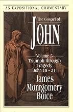 The Gospel of John, Vol. 5: Triumph Through Tragedy, John 18-21