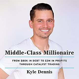 Middle-Class Millionaire audiobook cover art