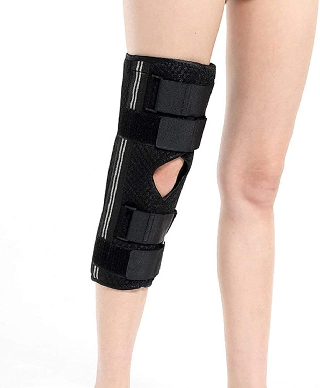 Knee Joint Brace Sacrum Leg Fracture Support Lower Limb