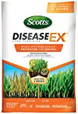 Scotts DiseaseEx Lawn Fungicide - Lawn Fungus Control & Treatment, Lawn Disease Control for Brown Patch, Powdery Mildew & More, Controls up to 4 Weeks, Fast Acting, Treats up to 5,000 sq. ft., 10 lb.