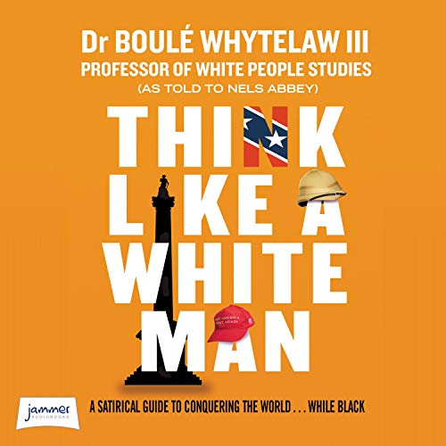 Think Like a White Man cover art