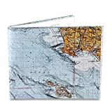 LA Ocean Mighty Wallet | Tyvek Wallet | Paper Wallet | minimalist wallet