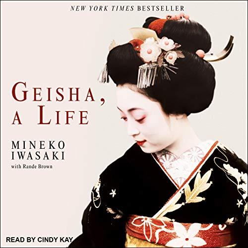 Geisha, a Life cover art