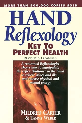Hand Reflexology Revised Expanded product image
