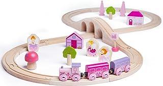 Bigjigs Rail Fairy Figure of Eight Train Set