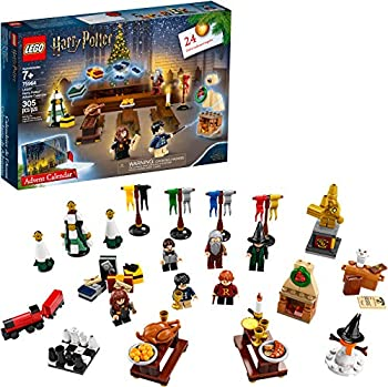 LEGO Harry Potter Advent Calendar 75964 Building Kit  305 Pieces   Discontinued by Manufacturer