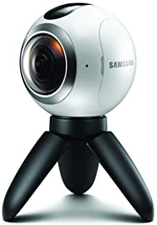 SAMSUNG 三星 サムスン ギア Gear 360度 VR カメラ SM-C200 (International Version) 【並行輸入品】