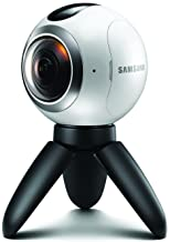 Samsung Gear 360 Degree Spherical Camera (SM-C200) for Galaxy S7, S7 Edge, S6, S6 Edge, S6 Edge Plus, Note 5 (Internationa...